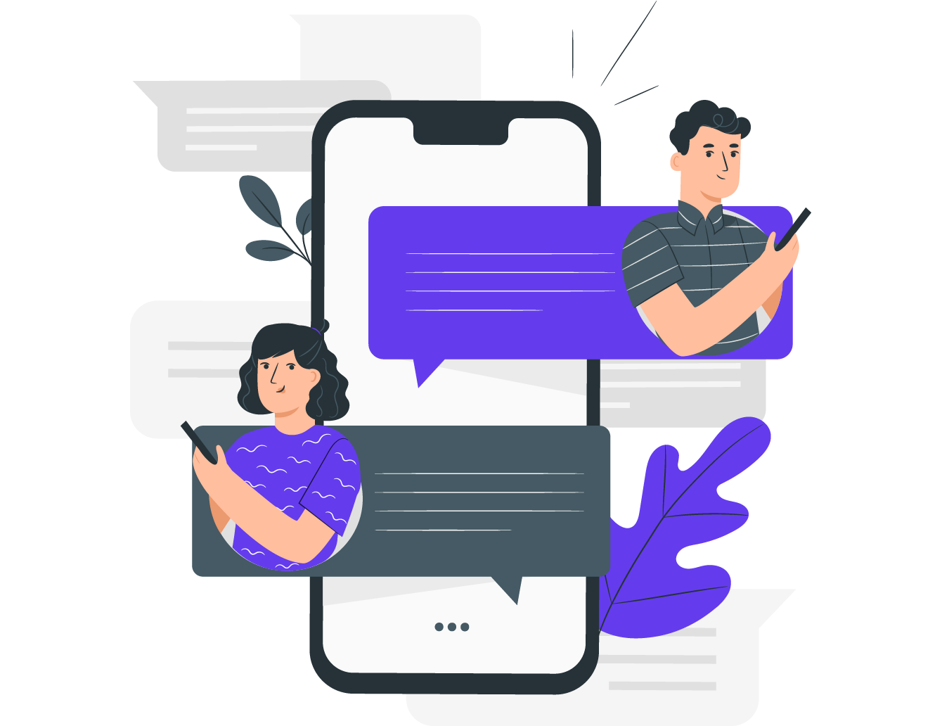 Need a second number for messaging apps?